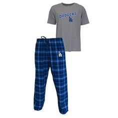 Los Angeles Dodgers Candid Sleep Set - MLB.com Shop