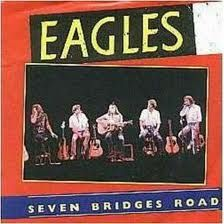 Eagles - Seven Bridges Road.  Two words: perfect harmony