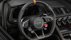 2017 Audi R8 V10 Plus Exclusive Edition Wallpaper