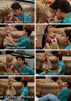 9 Life Lessons from Fuller House. As a millennial, Full House shaped my childhood, and now it continues with Fuller House on Netflix Full House Memes, Full House Funny, Full House Quotes, Tio Jesse, Uncle Jesse, Fandoms, Full House Tv Show, Full House Cast, I Love Series