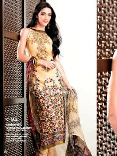 Gul Ahmed Summer Collection 2014 Volume-2 Catalog | Gul Ahmed Vol-2 Collection 2014 Magazine - She9 | Change the Life Style