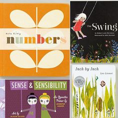 Well-Designed Board Books For Hip Babies and Parents