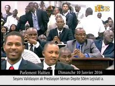 https://www.pinterest.com/jjerome958/eve-the-2020-global-initiative-for-news-on-haiti/ Haïti / Parlement.- La séance de validation de pouvoirs des députés élus...