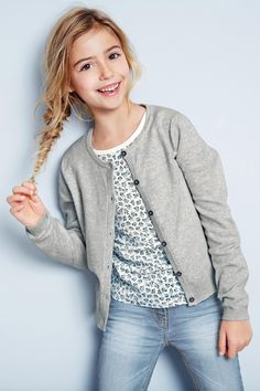 Buy Essential Cardigan (3-16yrs) from the Next UK online shop