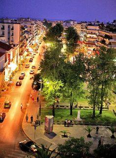 Κεντρική Πλατεία Καλαμάτας Dolores Park, Places To Visit, Natural, Travel, Greece, Viajes, Trips, Traveling, Nature