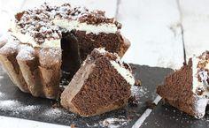 Babka budyniowa czekoladowa | Ania gotuje