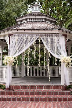 Wedding ceremony decor