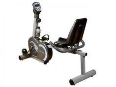 Bicicleta Ergométrica Magnética Movement - Perform H3 8 Níveis de Esforço Monitor 7 Funções