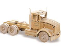 PATTERNS & KITS :: Trucks :: 66 - The KW Semi Tractor