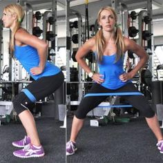 Butt Lift Workout: Band Steps - Shape Magazine