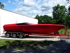 cigarette boats   St. Martin Speed Boat 27 foot