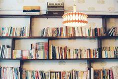 Shelves & shelves.