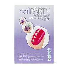 Nail Party How to Nail Polish Kit