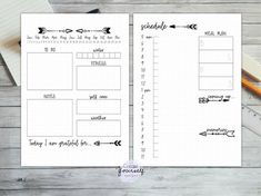Great Totally Free daily planner bullet journal Style Paper planners are effective only if you use them properly and regularly. Here are a few ways to get Dotted Bullet Journal, Bullet Journal Inserts, Daily Bullet Journal, Journal Template, Bullet Journal Layout, Bullet Journal Ideas Pages, Bullet Journals, Daily Planner Printable, Free Planner