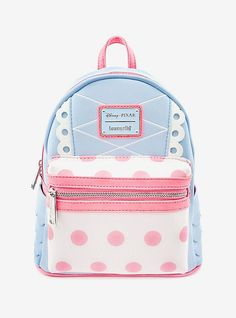 Loungefly x Disney Pixar Toy Story 4 Bo Peep Faux-Leather Mini Backpack * You can find more details by visiting the image link. (This is an affiliate link) Mini Mochila, Cute Mini Backpacks, Backpacks For Sale, Casual Backpacks, Girl Backpacks, Disney Pixar, Disney Brands, Disney Toys, Disney Products