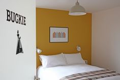 Hotel bedroom design, The Inn at John O'Groats, Natural Retreats, NoChintz