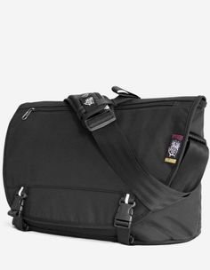 Ethnotek - Acaat Messenger Bag balistic black
