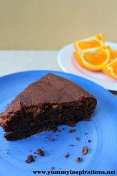 Chocolate Orange Cake (Grain Free)