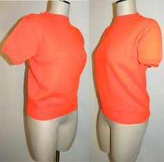 60s 1970s Sweatshirt / Jumper / sweater /  by JewvenchyVintageshop