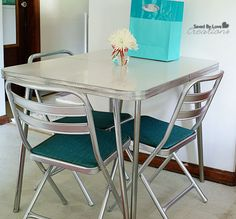 How to Revamp Flea Market Chairs