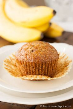 Banana Nut Muffins. These are soooo delicious!!