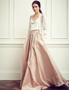 Jenny Packham's spring 2015 pre-collection