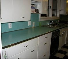 White Kitchen Sink Brushed Aluminum Trim