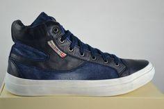 Diesel S Kwaartzz Jeans Sneaker Turnschuhe Shoe schuhe Gr. 43 Neu | eBay