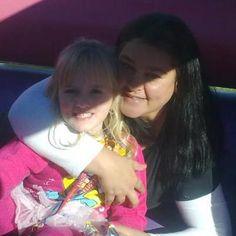 Aunty Natasha and one of her little Japsnoetjies!