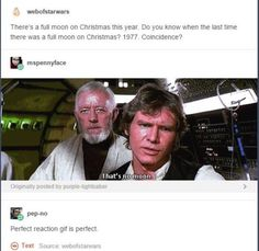 """When they saw through the conspiracy. 