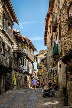 La Alberca, Salamanca, Spain by Fernando Gonzalez Peña on 500px