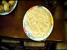 3º Prueba entulinea, receta croquetas caseras antes de cenar. Alexandra