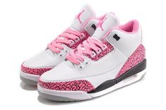 pretty nice f35ad 6351b New Air Jordan Retro 3 Shoes