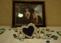 Entry table #love #wedding