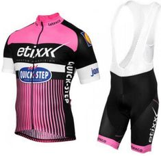 844385bb6 2018 Quick Step Cycling Clothing Bike jersey Quick Dry Mens Bicycle clothes  mens summer team Cycling