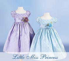 Annie Lilac Flower Girl Dress - Purple Flower Girl Dresses