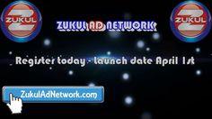 Zukul Ad Network - Pre-Launch register today!!!
