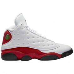 Jordan Retro 13 - Men& at Foot Locker Jordan Basketball Shoes, Basketball Tricks, Buy Basketball, Air Jordan Sneakers, Jordan Shoes, Jordan 13, Running Sneakers, Shoes Sneakers, Black White Jordans
