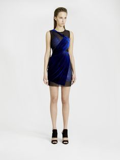 AW14 // THREE FLOOR // NIGHT VISION DRESS
