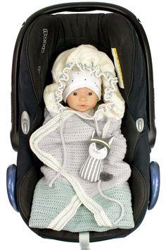baby schlafsack mit ffnung f r den gurt des maxi cosi 39 s stricken pinterest babies. Black Bedroom Furniture Sets. Home Design Ideas