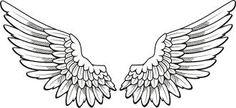 Resultado de imagem para desenhos de asas