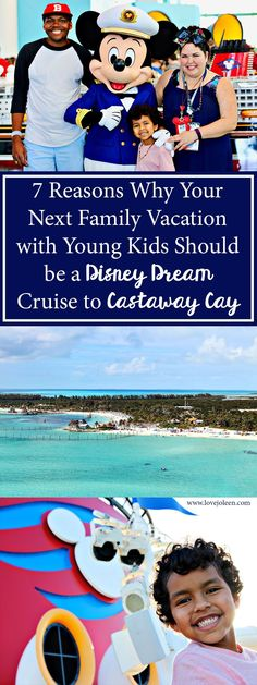Love, Joleen: 7 Reasons Why Your Next Family Vacation with Young Kids Should be a Disney Dream Cruise to Castaway Cay #DisneySMMC #DisneyMoms #Disney #DisneyCruiseLine #DisneyDream #Cruise #Travel #TravelBlogger #CastawayCay #Family #FamilyTravel #FamilyVacation #cruisetravel #familyvacationyoungkids