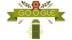 I love Google Doodles. They always are the cleverest and most creative designs.
