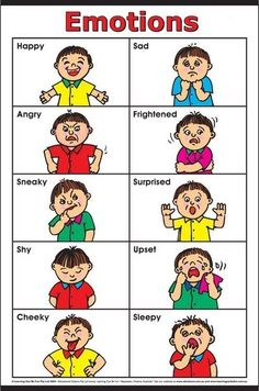 5 Best Images of Preschool Printables Emotions Feelings - Printable Preschool Feelings Faces Emotions, Printable Preschool Feelings Activities and Preschool Printables Feelings Emotions Learning English For Kids, English Lessons For Kids, Kids English, English Language Learning, Learn English Words, Teaching English, Emotions Preschool, Preschool Learning, Teaching Emotions