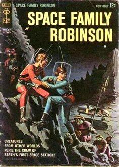 Space Family Robinson #1  December 1962