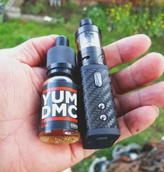 The MINI VOLT... top off with super mini tank by Tobeco.