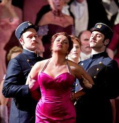 Anna Netrebko in Massenet's Manon at MET Opera
