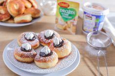 Doughnut, Pancakes, Cheesecake, Cooking, Breakfast, Desserts, Recipes, Pizza, Kitchen