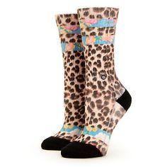 Stance Meowza Crew Socks