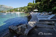 Beach Croatia, Cavtat, Coratia